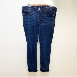 EXPRESS Skinny Stella low rise Jeans 16R